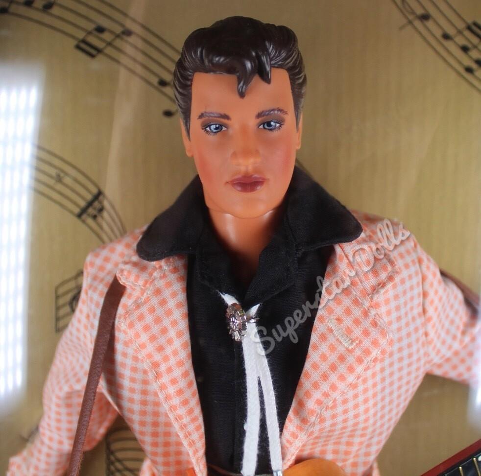 1993 Collector's Edition: Teen Idol Elvis Presley Doll By Hasbro