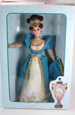1996 Collector Edition: French Lady Barbie Doll from the Great Eras Collection