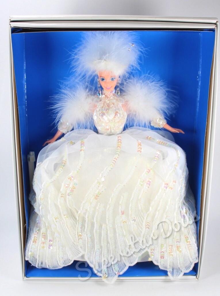 1994 Limited Edition: Snow Princess Barbie Doll