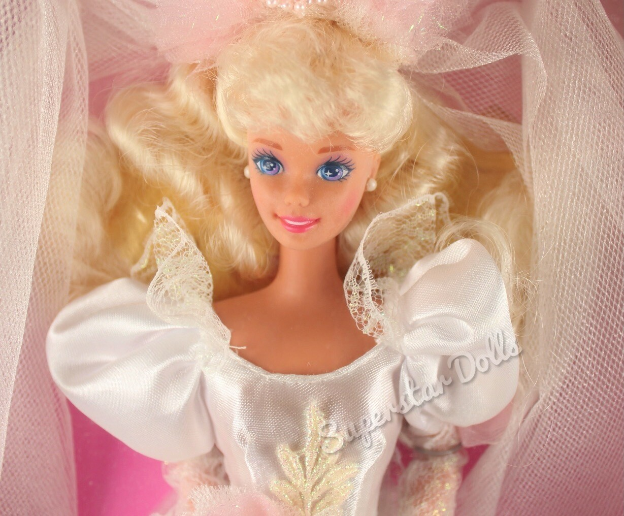 1992 Romantic Bride Barbie Doll MINT