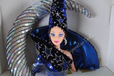 1996 Bob Mackie Moon Goddess Barbie Doll