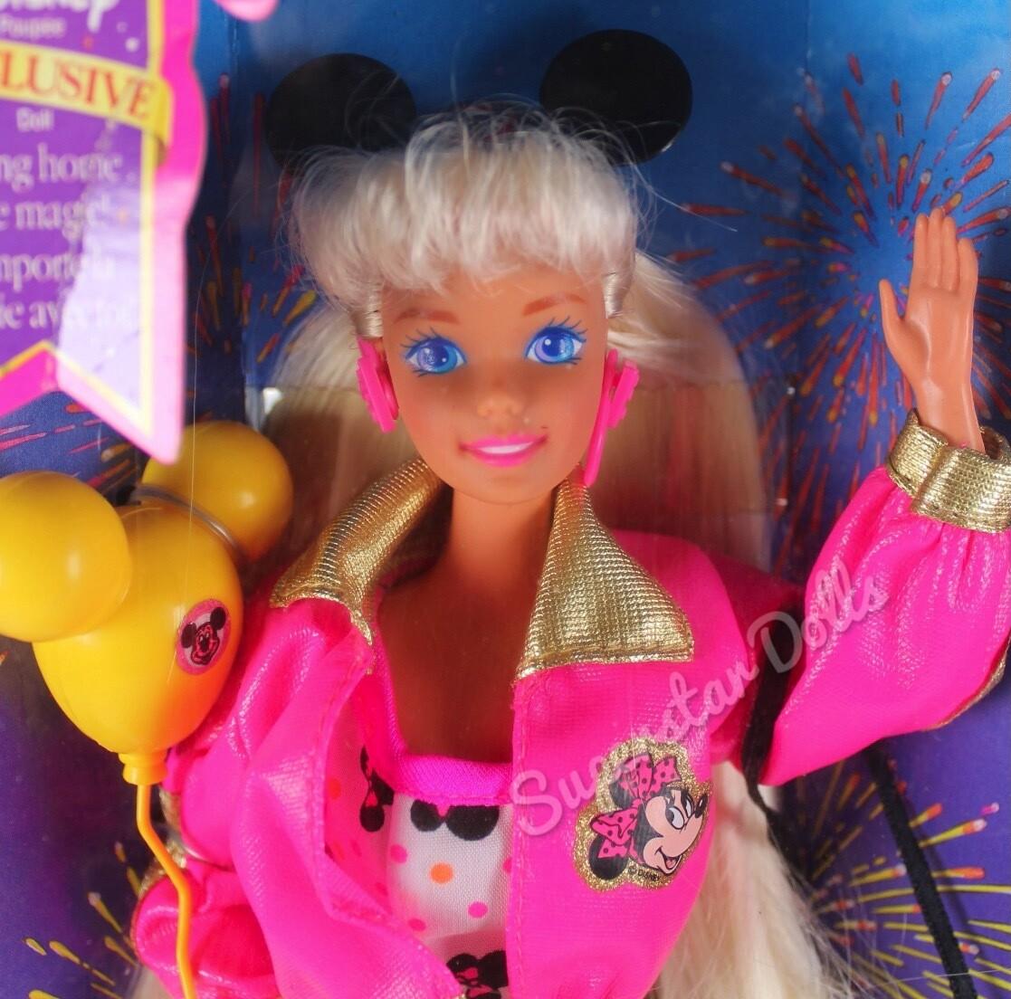1994 Disney Exclusive: Disney Fun Barbie Doll