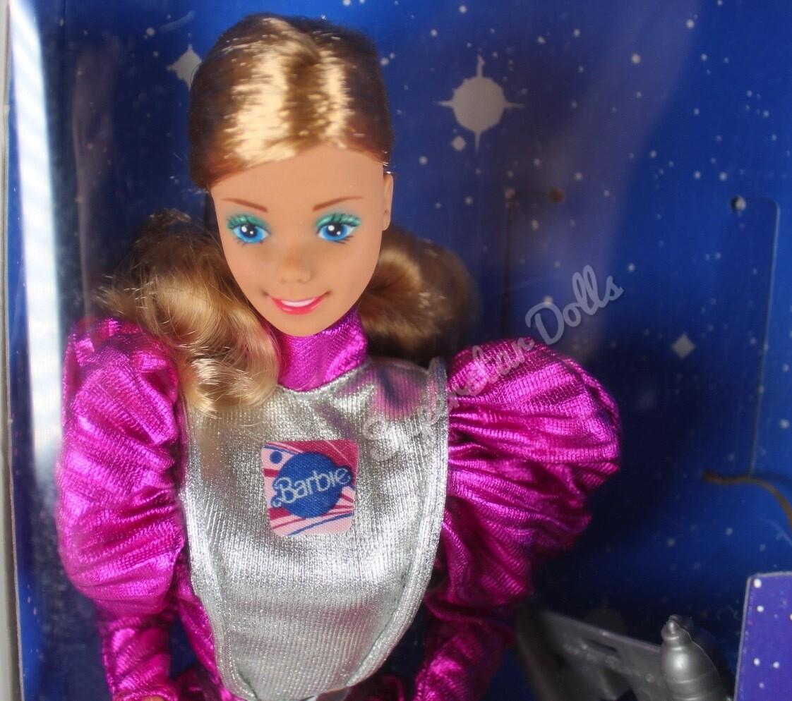 1985 Astronaut Barbie Doll