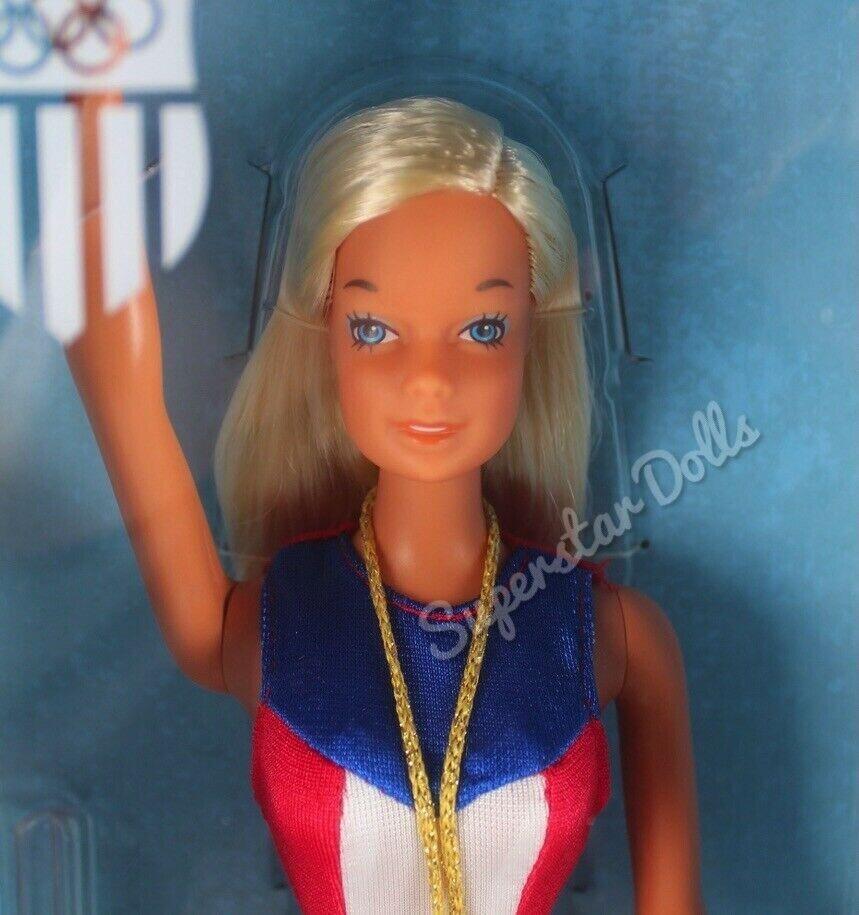 2021 Black Label: Gold Medal 1975 Barbie Doll