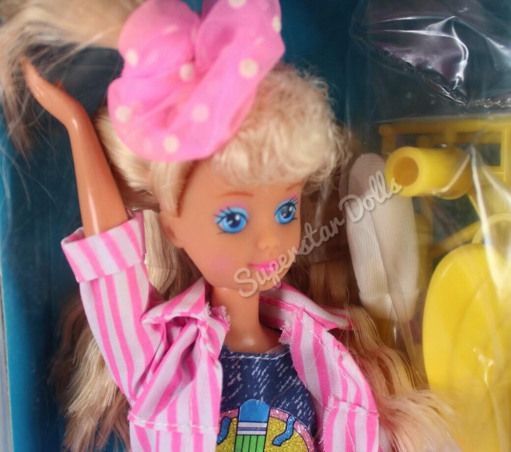 1988 Teen Time Skipper Barbie Doll