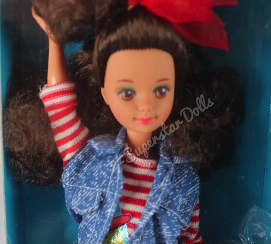 1988 Teen Time Courtney Barbie Doll