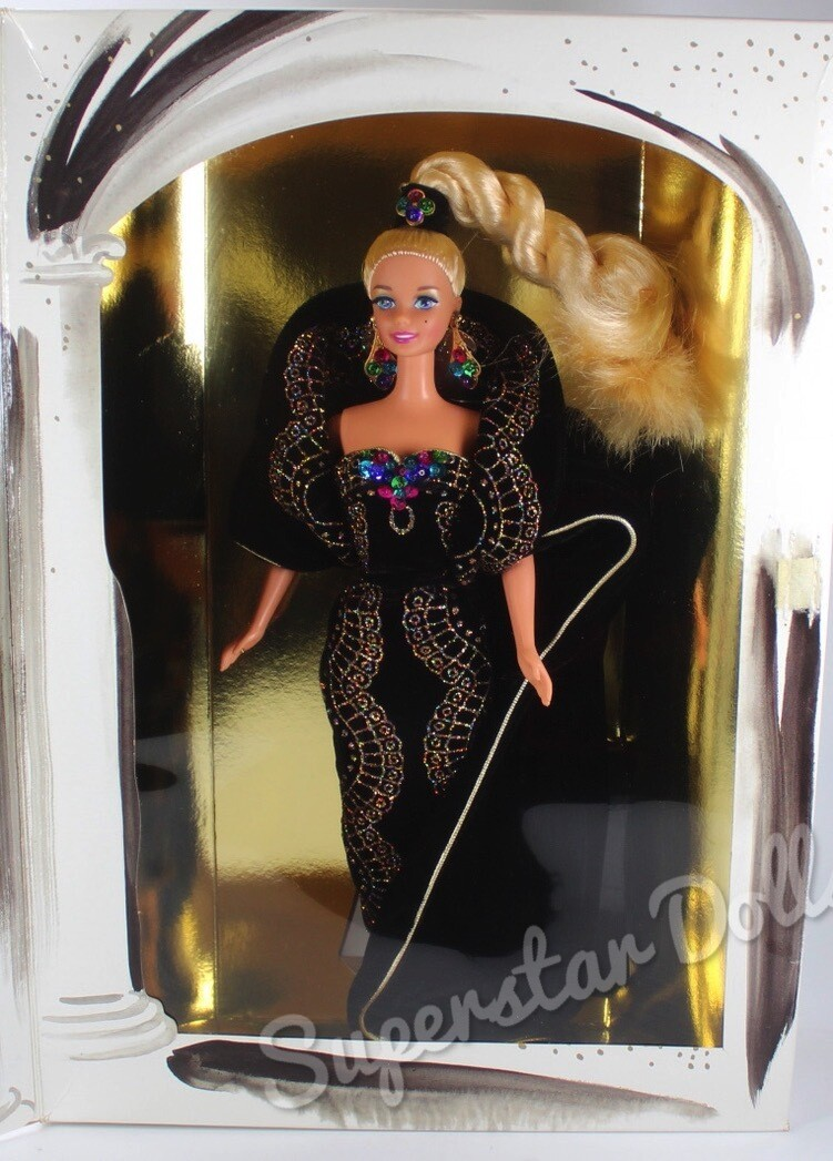1995 Midnight Gala Barbie Doll from the Classique Collection