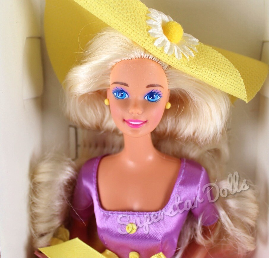 1995 Special Edition: Avon Spring Blossom Barbie Doll
