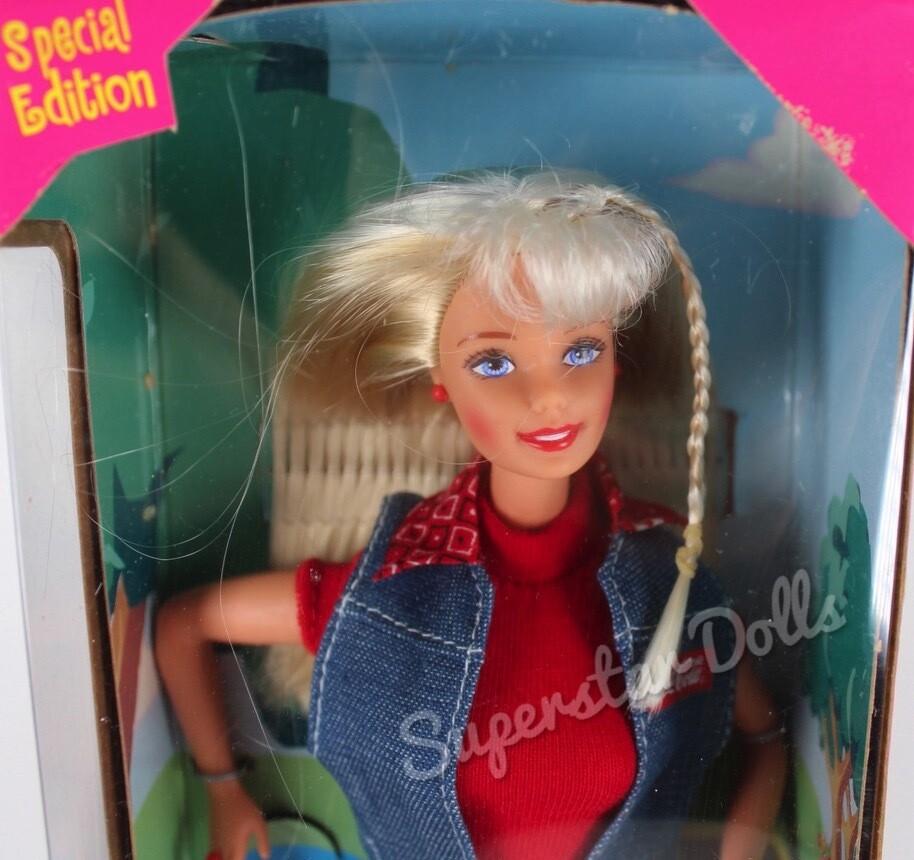 1997 Coca-Cola Picnic Barbie Doll