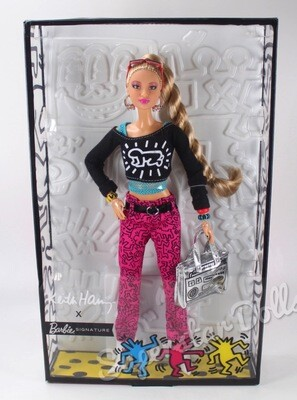 2018 Keith Haring Barbie Signature Doll