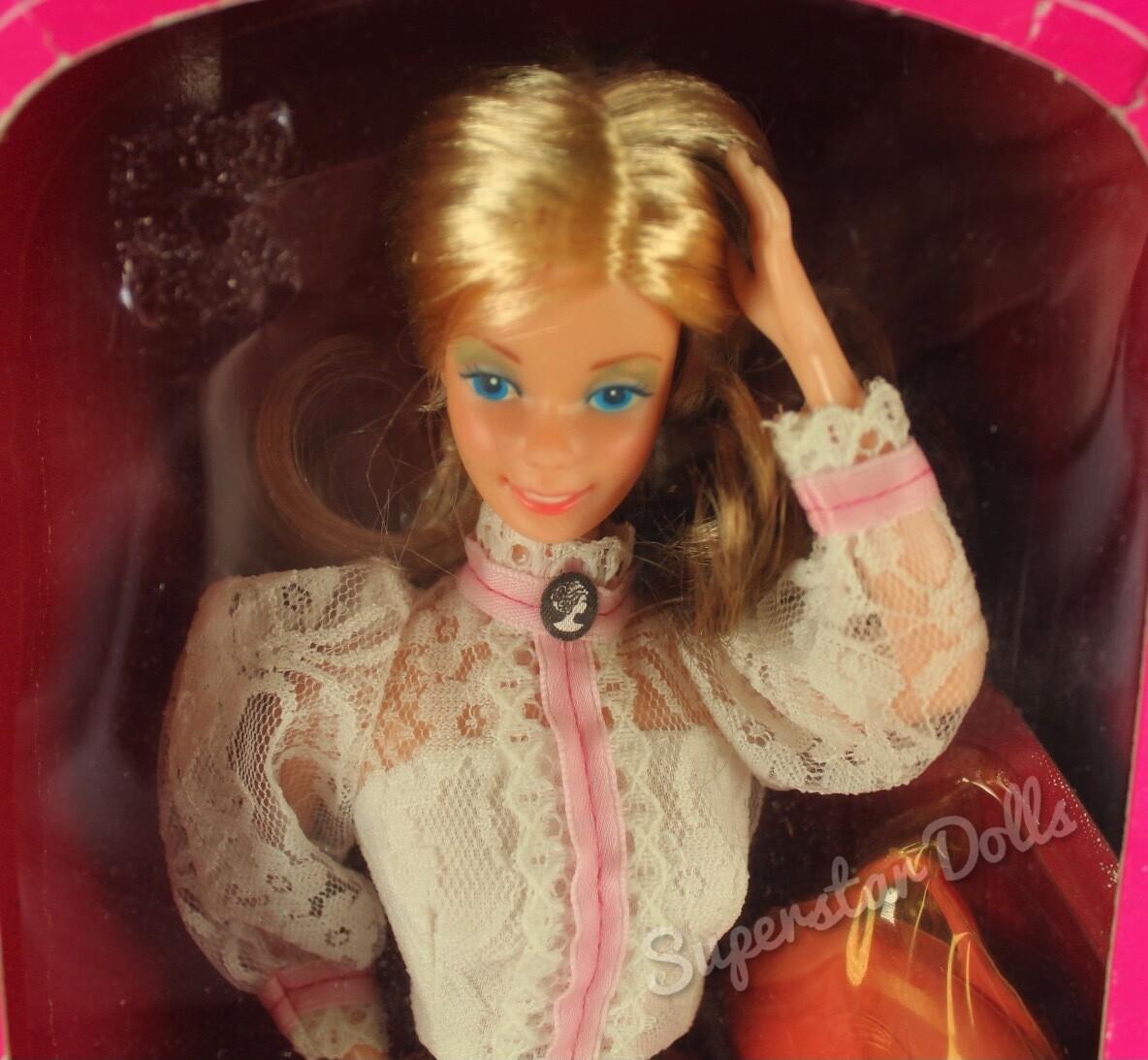 1982 Angel Face Barbie Doll