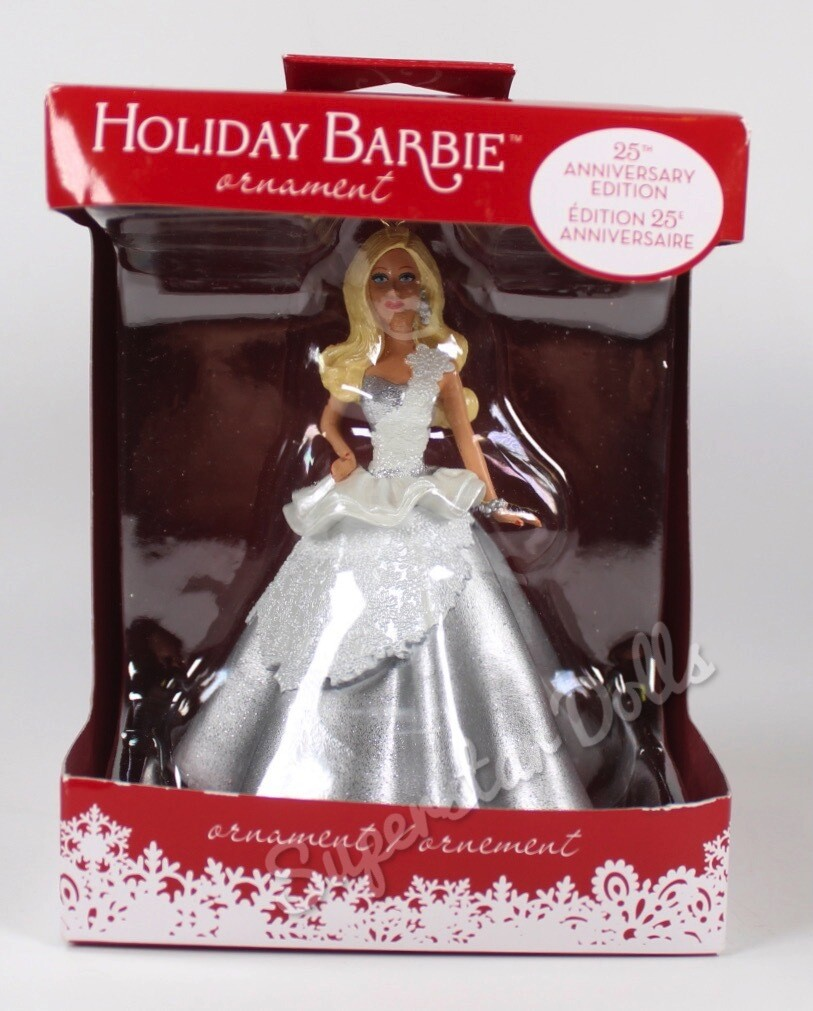 2013 Holiday Barbie Ornament