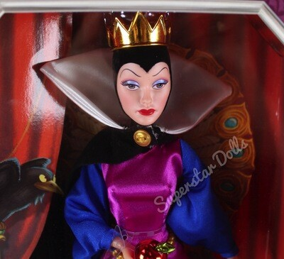 2013 Disney Signature Collection: Evil Queen Fashion Doll By Mattel