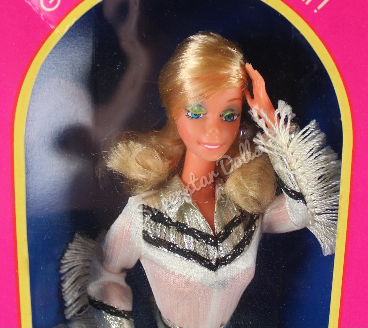 1980 Western Barbie Doll