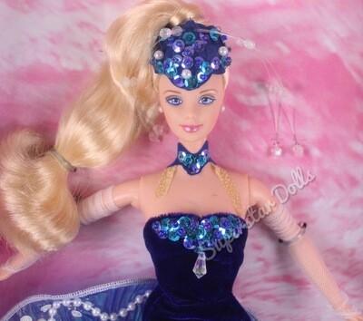 1996 Water Rhapsody Barbie Doll