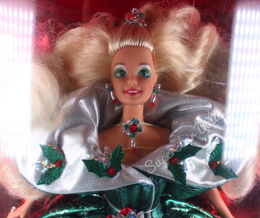 1995 Special Edition Happy Holidays Barbie Doll