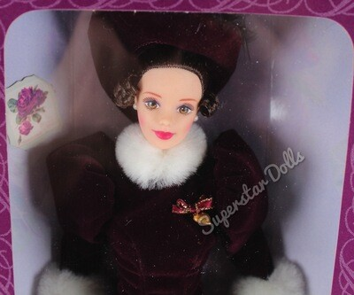 1996 Hallmark Special Edition: Holiday Traditions Barbie Doll