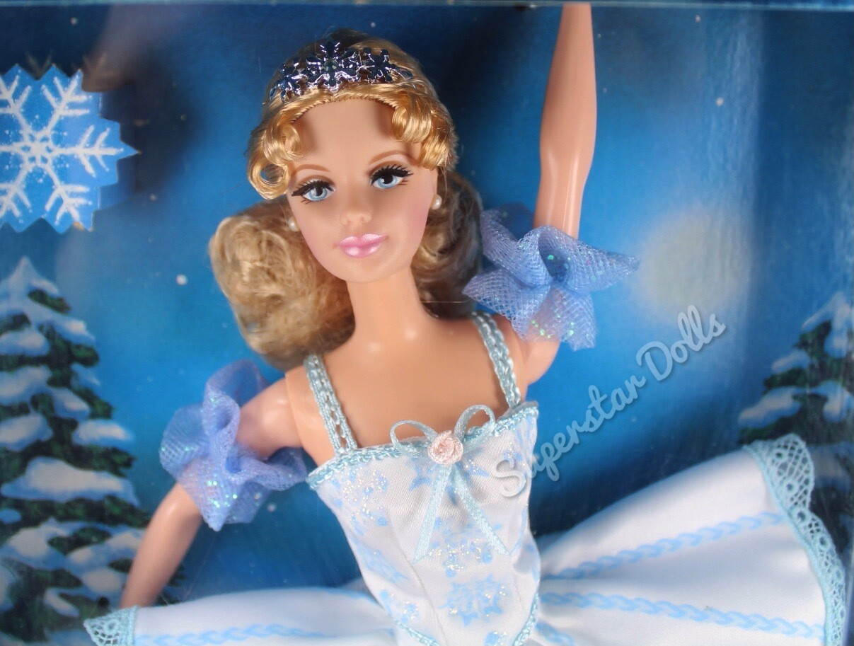 1999 Collector Edition: Barbie as Snowflake in the Nutcracker