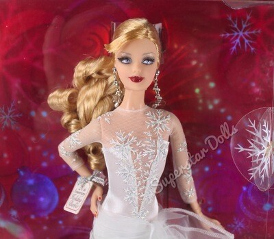 2008 Special Edition: Holiday Barbie Doll