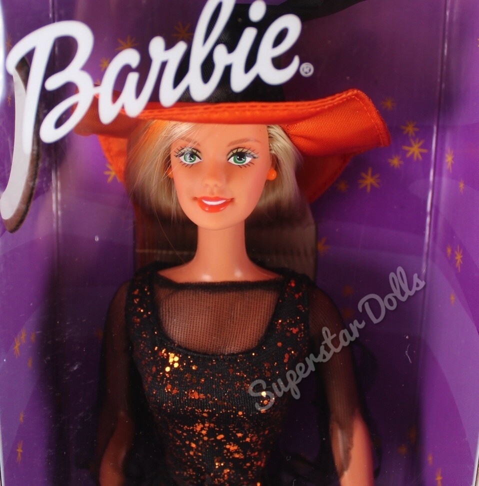 2000 Special Edition: Enchanted Halloween Barbie Doll