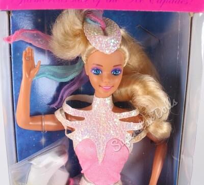 1989 Ice Capades Barbie Doll