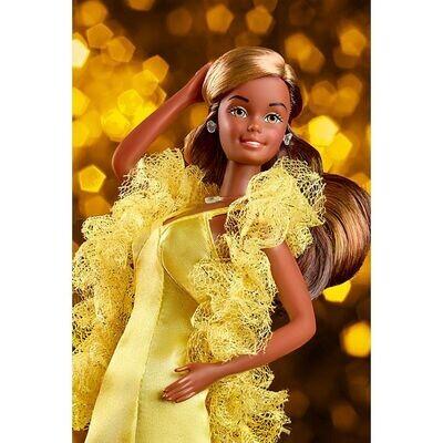 2021 Black Label: 1977 Superstar Christie Barbie Doll PRE-ORDER
