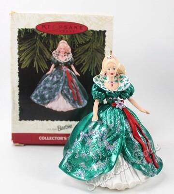 1995 Happy Holidays DE-BOXED Hallmark Keepsake Ornament