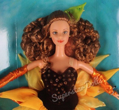 1998 Limited Edition: Vincent Van Gogh Sunflower Barbie Doll