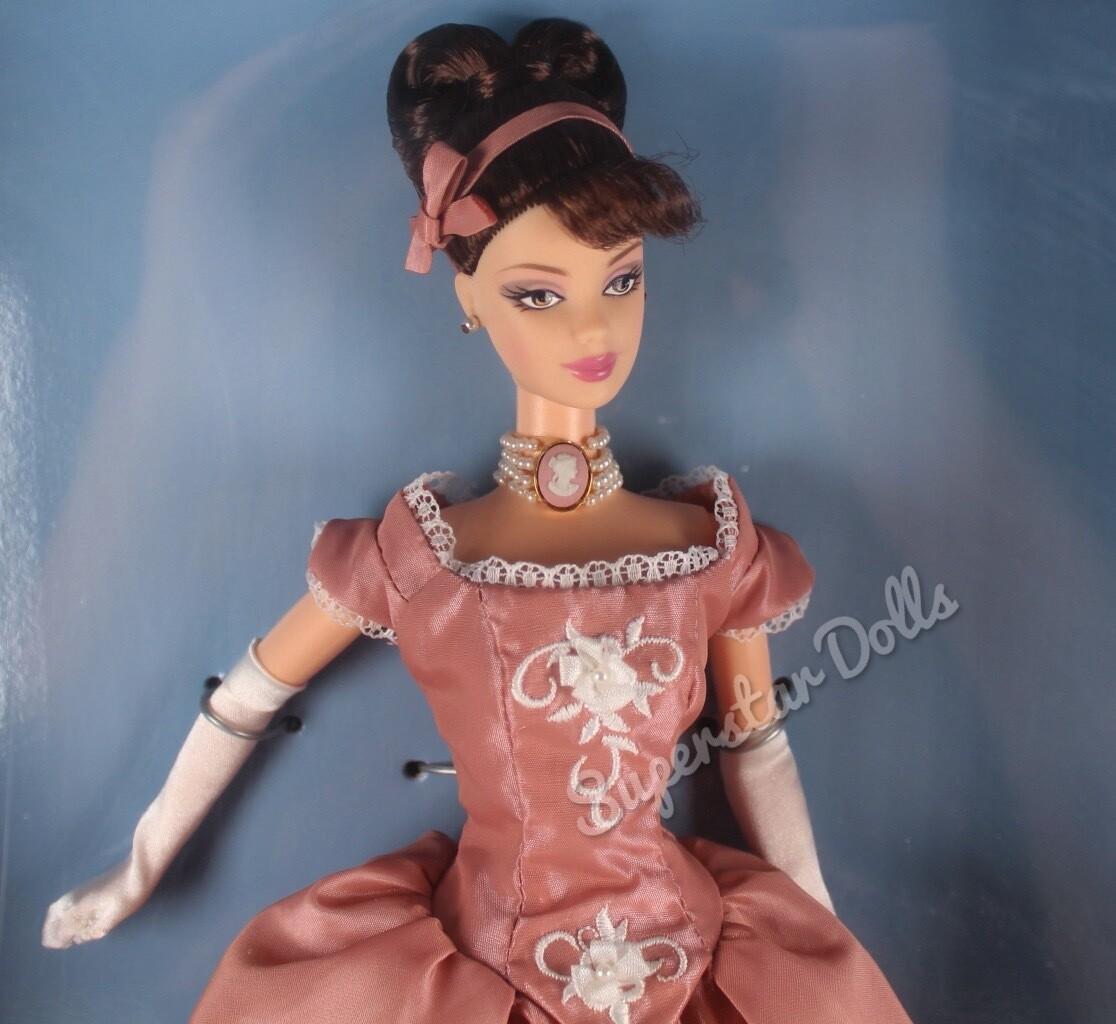 2000 Limited Edition: Wedgwood Barbie Doll