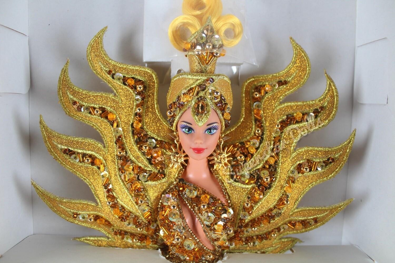 1995 Bob Mackie: Goddess of the Sun Barbie Doll