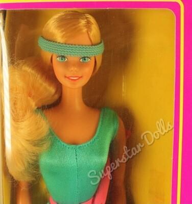 1983 Great Shape Barbie Doll