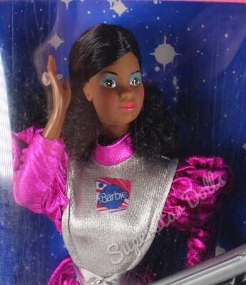 1985 Astronaut African American (AA) Barbie Doll