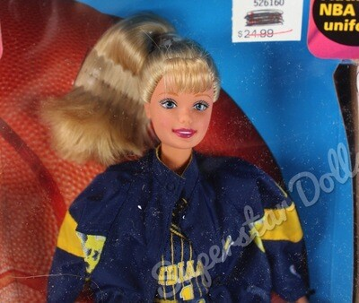 1998 NBA Pacers Barbie Doll