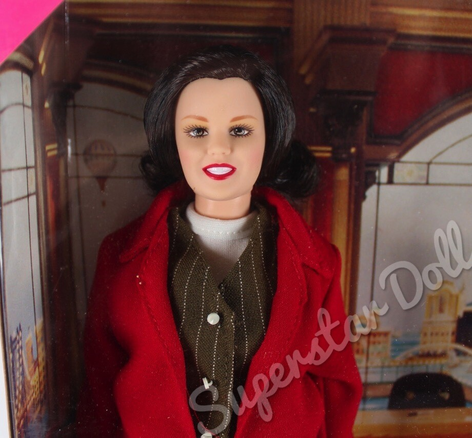 1999 Rosie O'Donnell Barbie Doll
