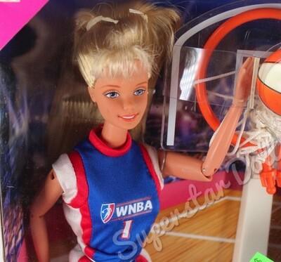 1998 WNBA Barbie Doll