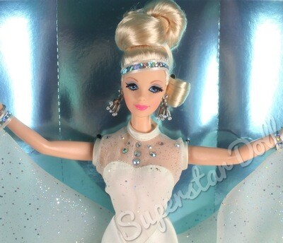 1996 Starlight Dance Barbie Doll from the Classique Collection