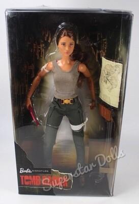 2018 Black Label: Tomb Raider Barbie Doll