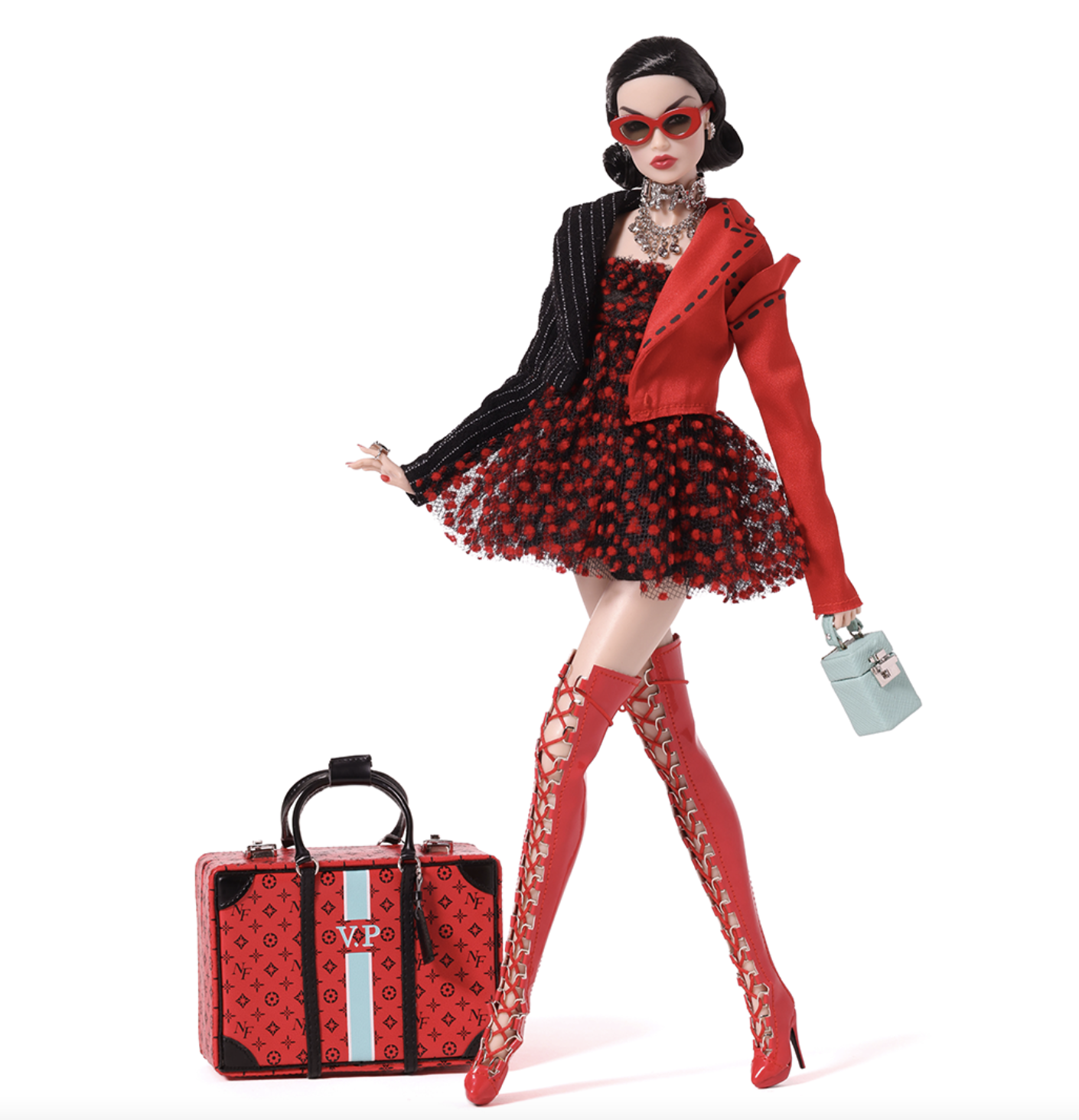 2020 Integrity Toys: W CLUB EXCLUSIVE Nu Face Fashionable Legacy Violaine Perrin Gift Set PRE-ORDER