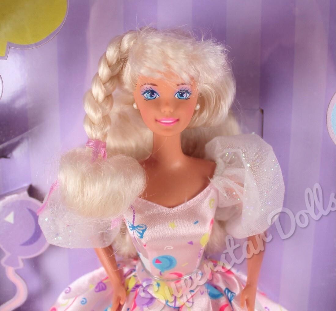 1996 Birthday Barbie Doll