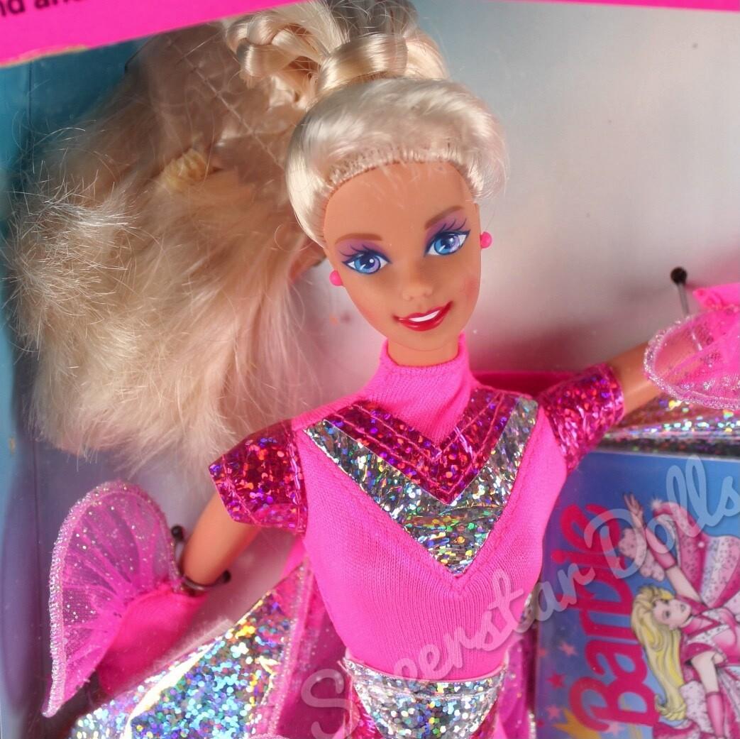 1995 Flying Hero Barbie Doll
