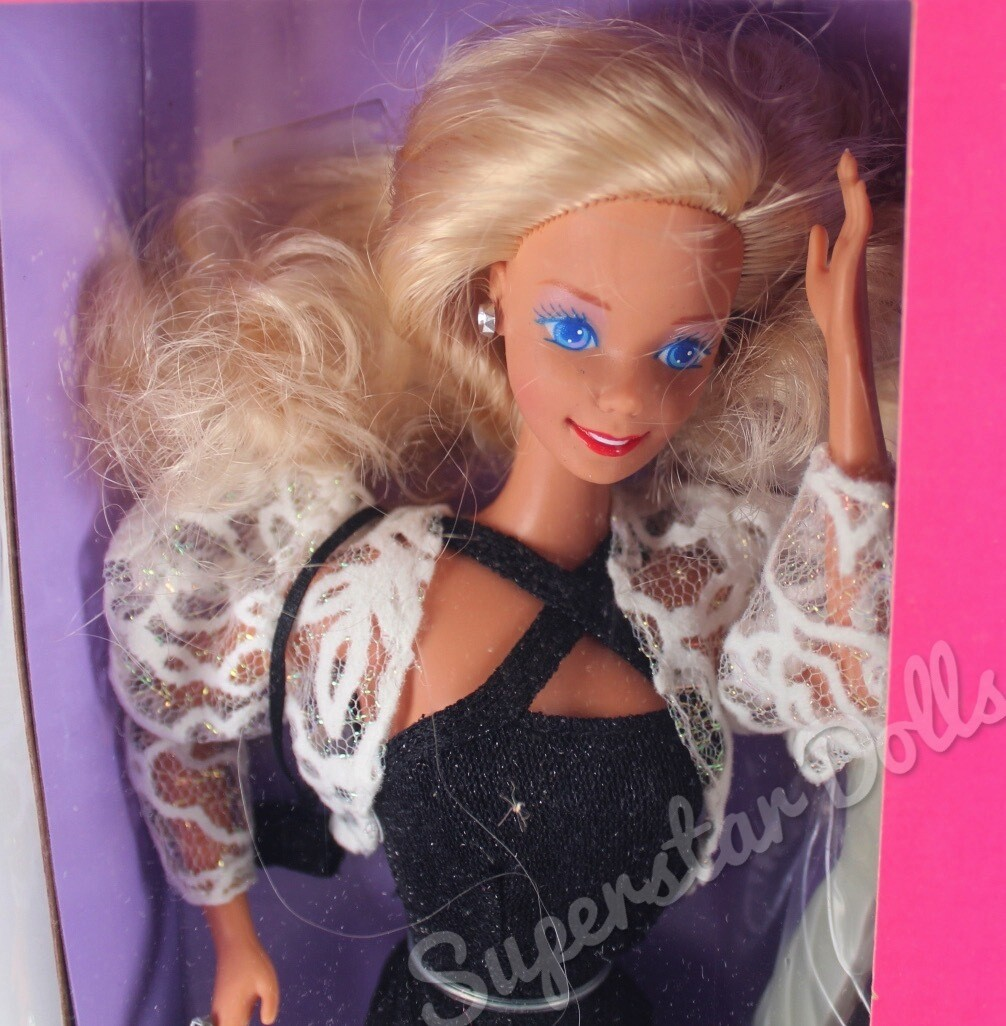 1990 Target Exclusive: Party Pretty Barbie Doll
