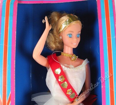 1979 Royal England Barbie Doll