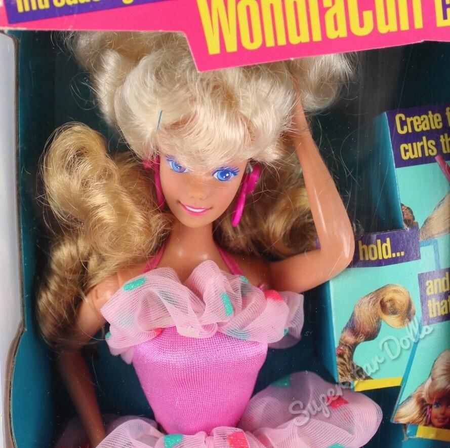 1988 Style Magic Barbie Doll