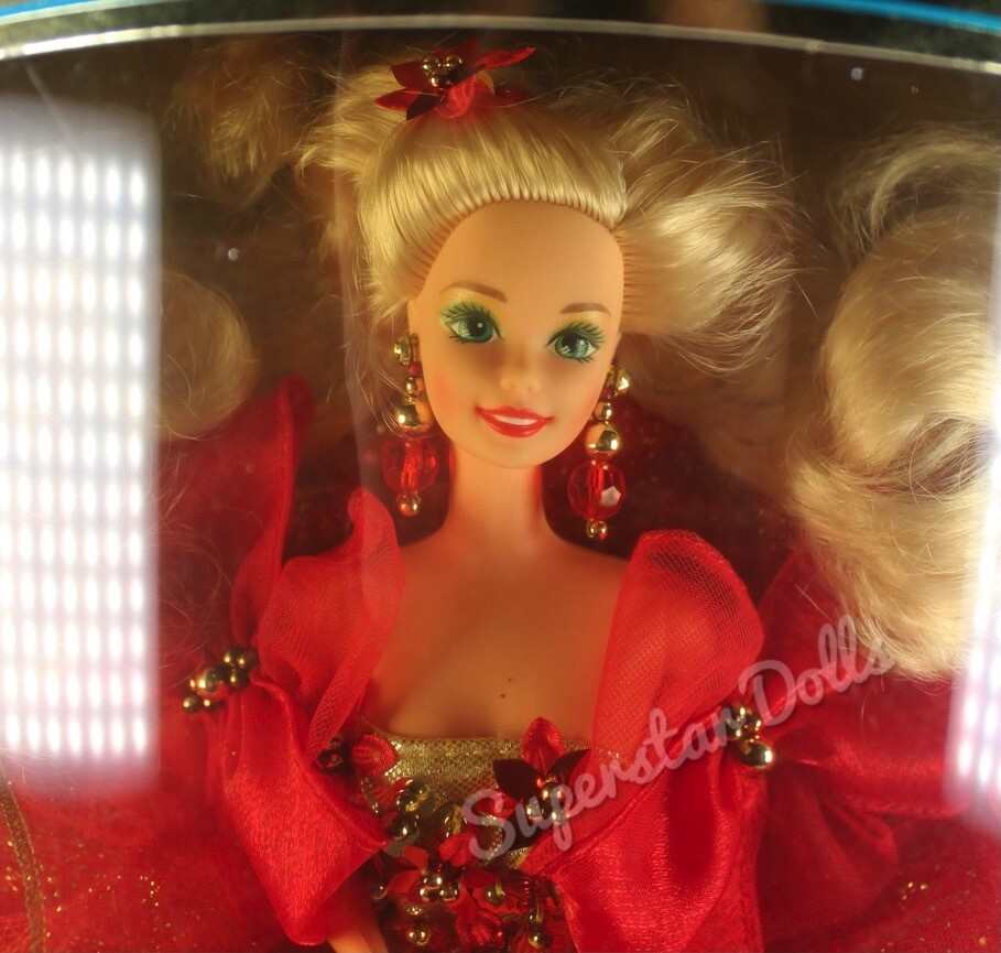 1993 Special Edition: Happy Holidays Barbie Doll