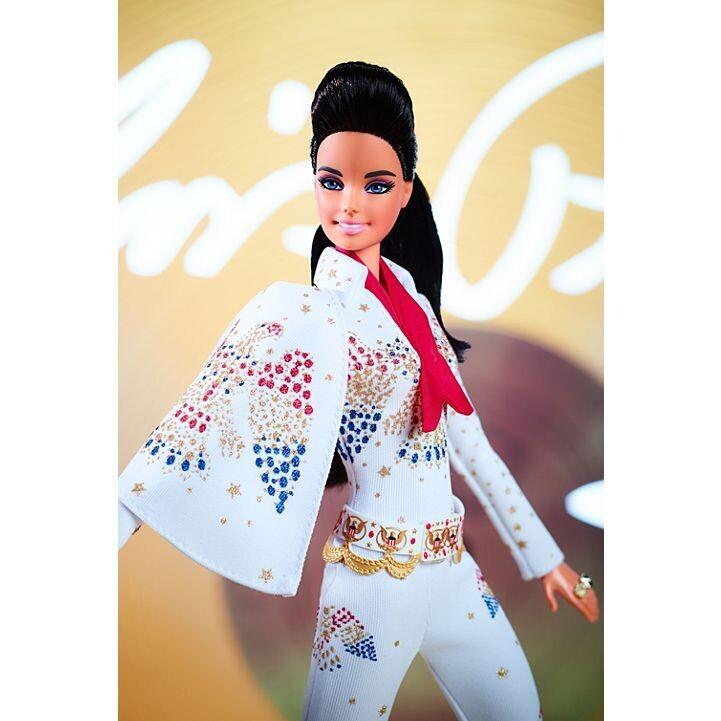 2021 Gold Label: Elvis Presley Barbie Doll