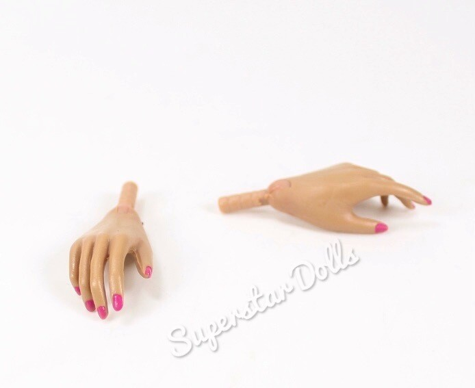 Integrity Toys: Sun-Kissed Skin tone Hands