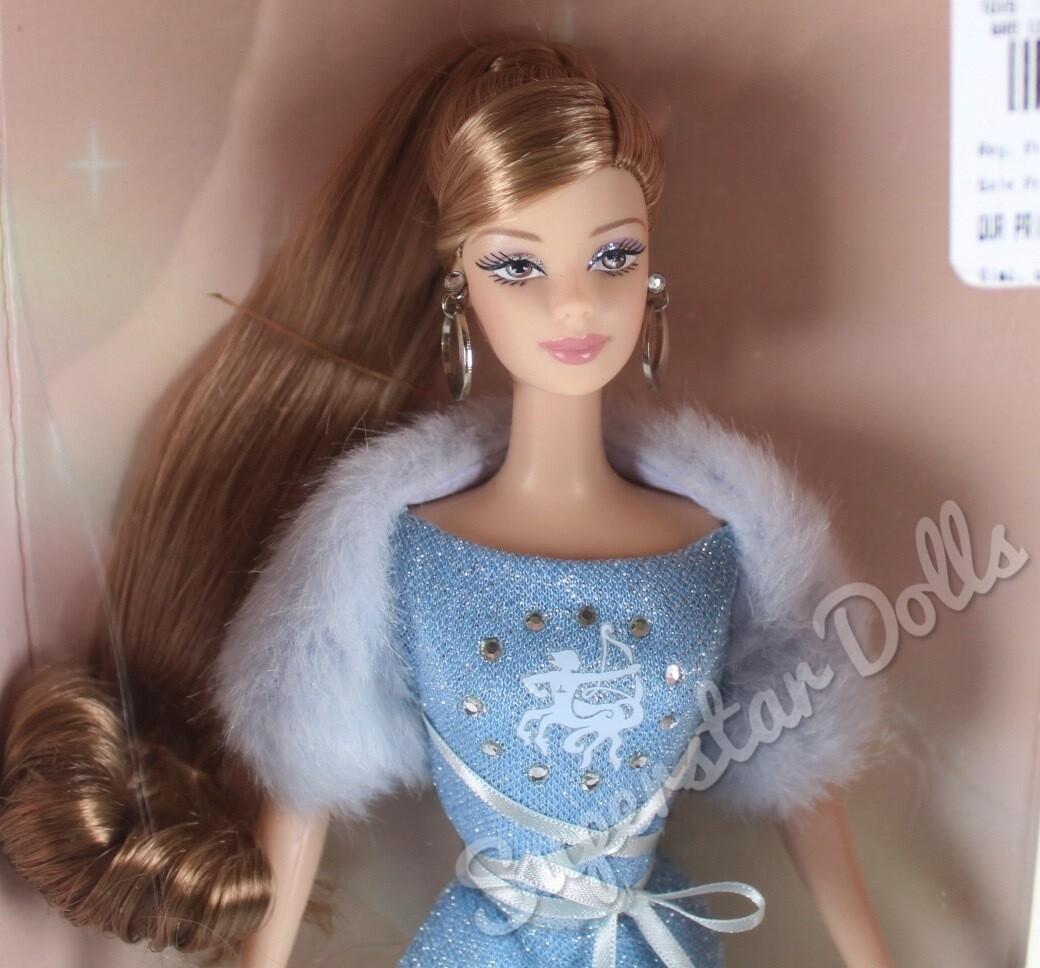 2004 Pink Label: Sagittarius Barbie Doll
