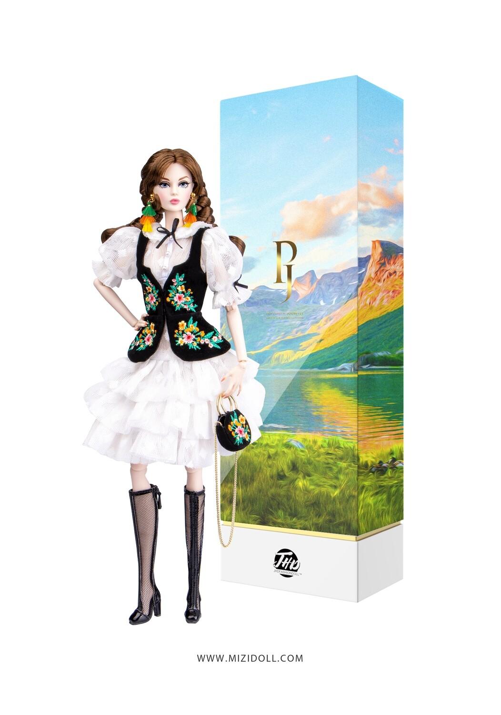 2021 Platinum Journey: Norwegian Wood MIZI Doll PRE-ORDER