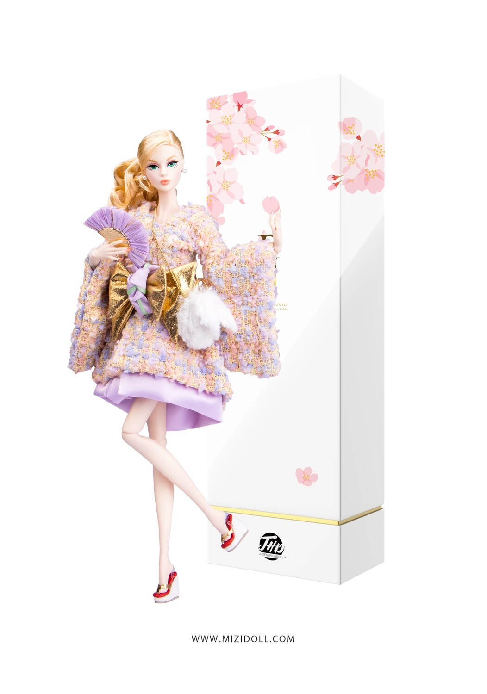 2021 Platinum Journey: Para Para Sakura MIZI Doll PRE-ORDER