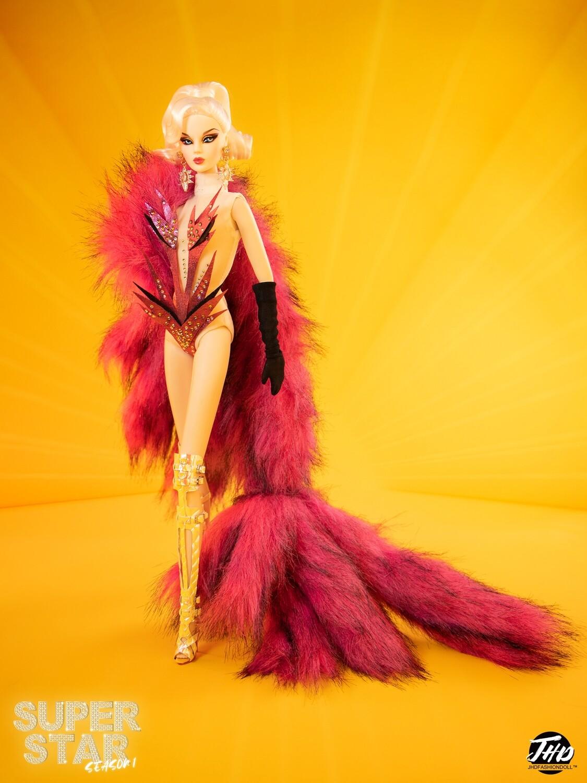 2021 Superstar Season 1: Miss Fox MIZI Doll